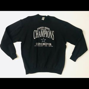 Other - Vintage Dallas Cowboys Embroidered Sweater